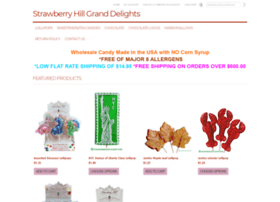 strawberryhillcandy.com