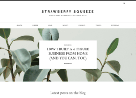 strawberrysqueeze.co.uk