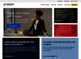 strayer.edu