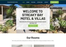 streakybaymotelandvillas.com.au