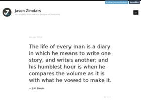 stream.jasonzimdars.com