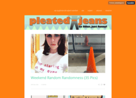 stream.pleated-jeans.com