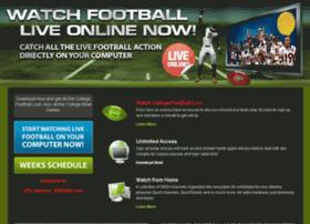 streamcollegefootball.com