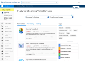 streaming-video.software.informer.com