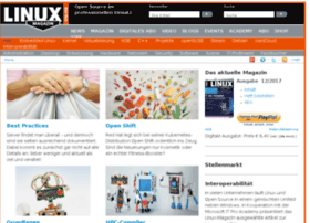 streaming.linux-magazin.de