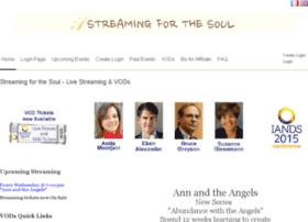 streamingforthesoul.tv