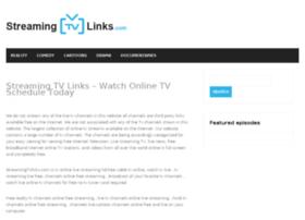 streamingtvlinks.com