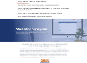 streamlinesurveys.com