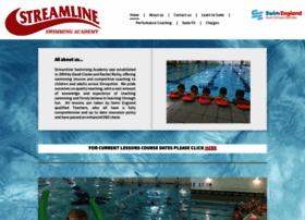 streamlineswimming.co.uk