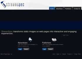 streamspec.com