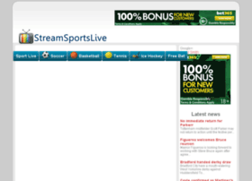 streamsportslive.com