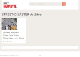street-disaster.dailymegabyte.com