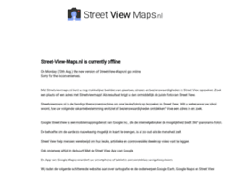street-view-maps.nl