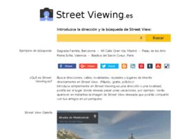 street-viewing.es