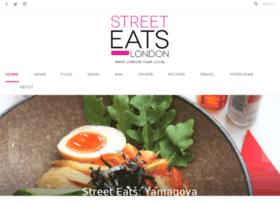 streeteatslondon.com