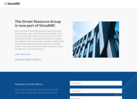 streetresourcegroup.com