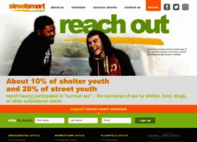 streetsmartoutreach.org