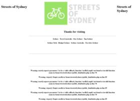 streetsofsydney.com.au