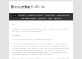 streetwisebulletin.co.uk