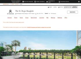 stregisbangkok.com