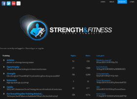 strengthandfitness.co.uk