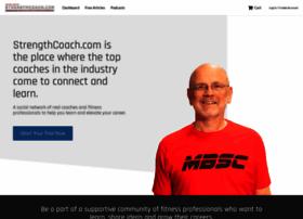 strengthcoach.com
