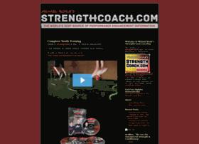 strengthcoachblog.com