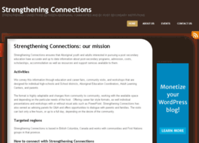strengtheningconnections.wordpress.com