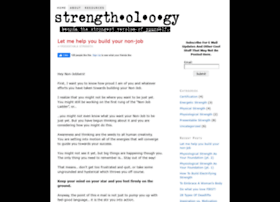 strengthology.net