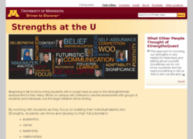 strengths.umn.edu