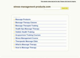stress-management-products.com
