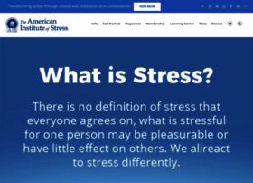 stress.org