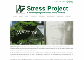 stressproject.org.uk
