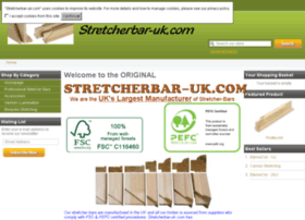 stretcherbars-uk.com