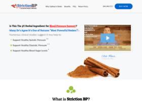 strictionbp.com