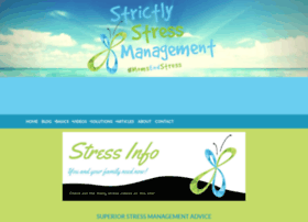 strictly-stress-management.com