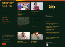 strictlygospel.wordpress.com