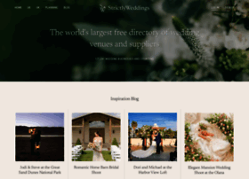 strictlyweddings.com