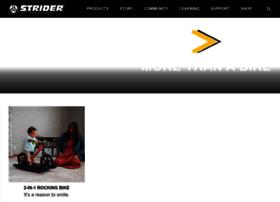 striderbike.com