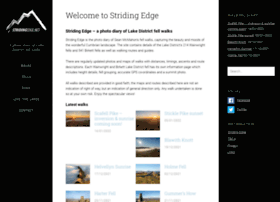 stridingedge.net