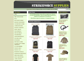 strikeforcesupplies.co.uk