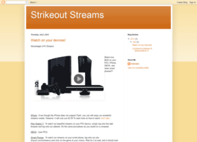 strikeoutstreams.blogspot.com