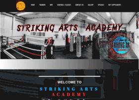 strikingarts.net