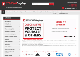 strikingdisplays.co.uk