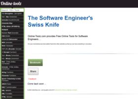 string.online-toolz.com