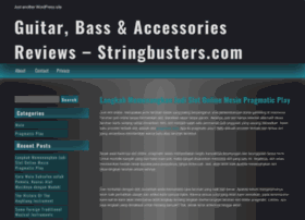 stringbusters.com