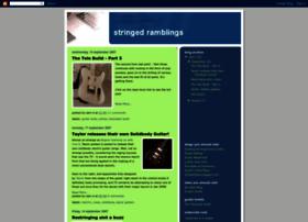 stringedramblings.blogspot.com