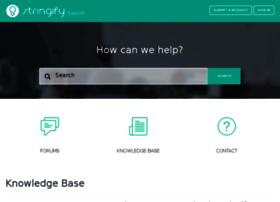 stringifysupport.zendesk.com