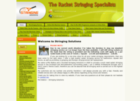 Stringingsolutions.co.uk