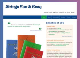 stringsfunandeasy.com